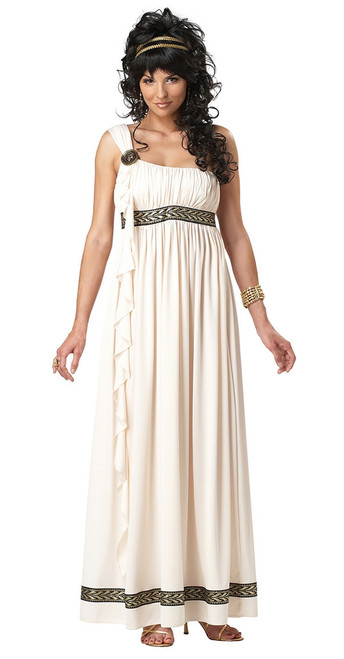 Olympic Greek Goddess Costume