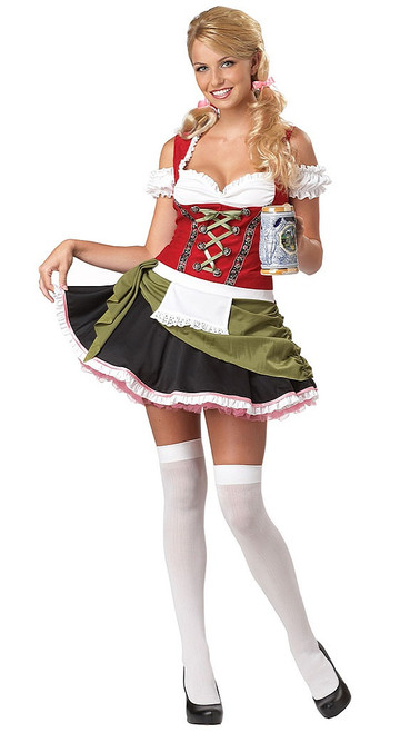 Bavarian Bar Maid