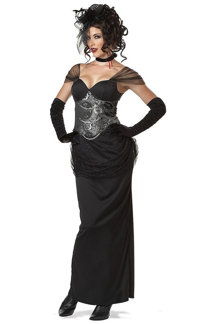 Victorian Women Vampire Costume
