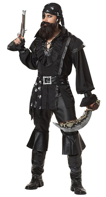 Plundering Men Pirate Costume