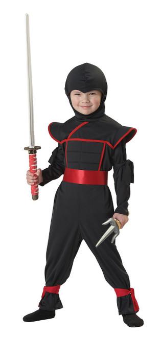 Stealthy Kids Ninja Costume