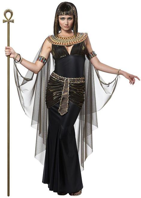 Black Cleopatra Costume