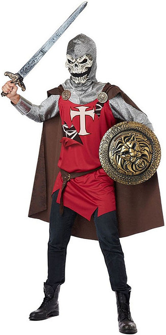 Skull Knight Adult Costume