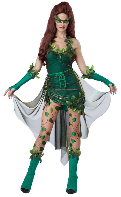 Poison Ivy Lethal Beauty Batman & Robin Adult Costume