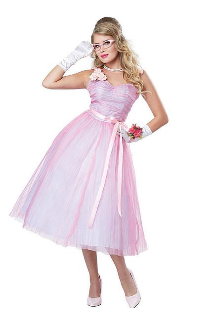 50's Teen Angel Adult Costume
