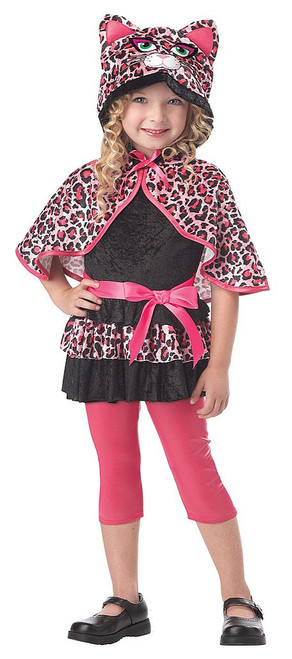 Cutesy Kitty Toddler Costume
