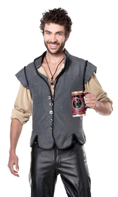 Renaissance/Captain Man Costume