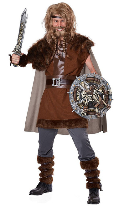 Viking King Adult Costume