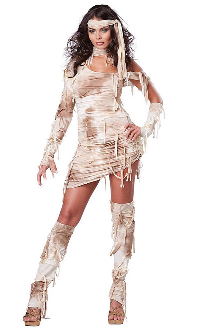 Mystical Mummy Womens Costume