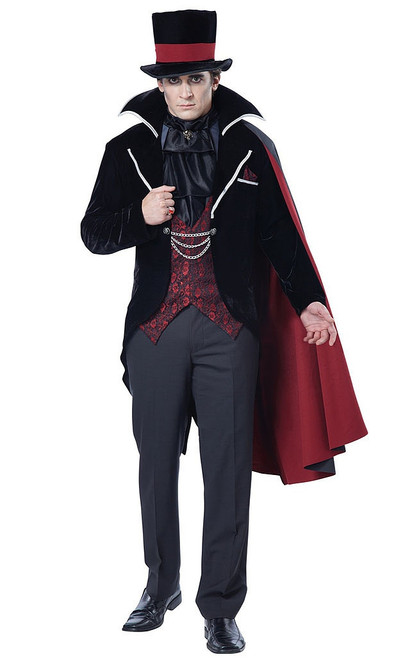 Bloody Groom Men Vampire Costume