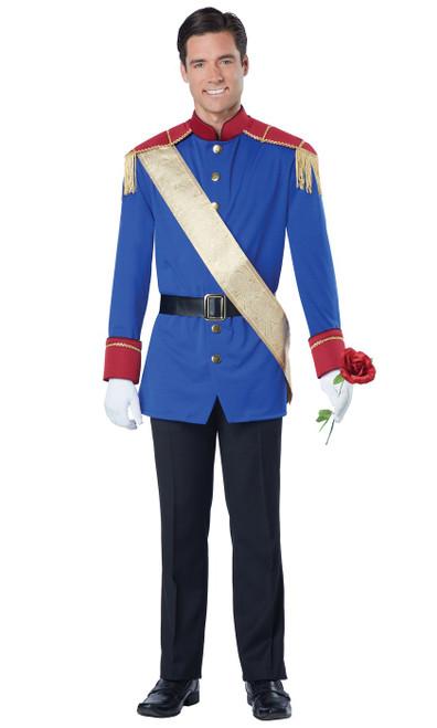 Storybook Prince Charming Costume