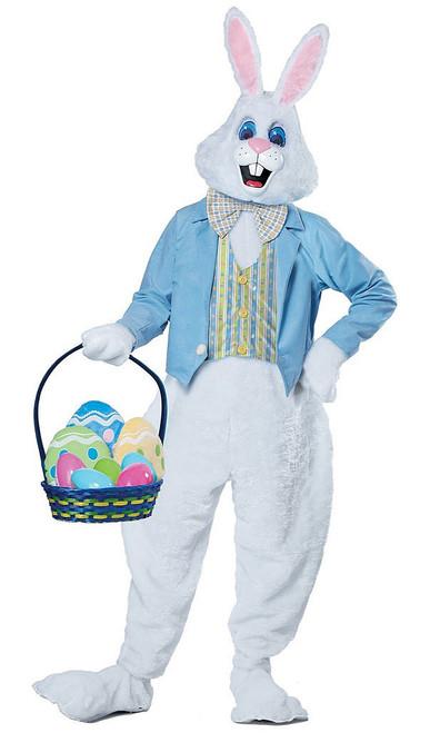Deluxe Easter Bunny Mascot