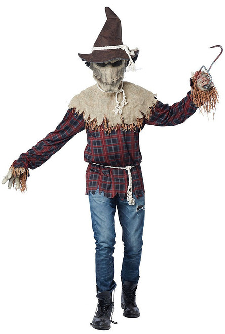 Scary Scarecrow Adult Costume