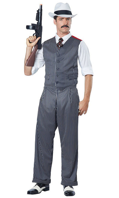 Gangster Mobster Costume