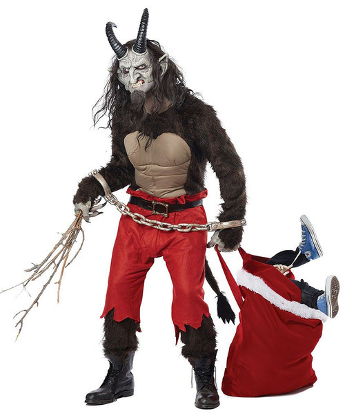Krampus Christmas Demon Adult Costume