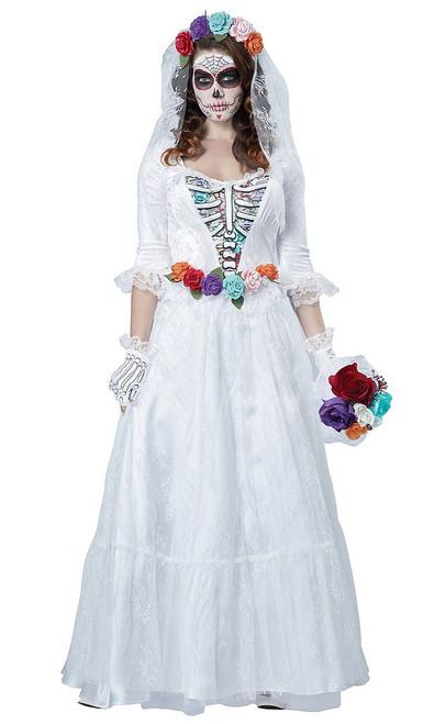 La Novia Muerta Dead Bride Costume