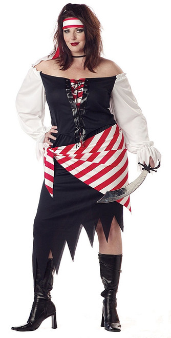 Beautiful Women Pirate Costume