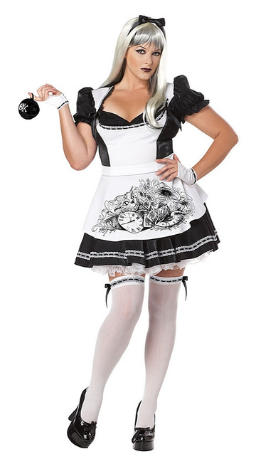 Dark Alice Woman Costume