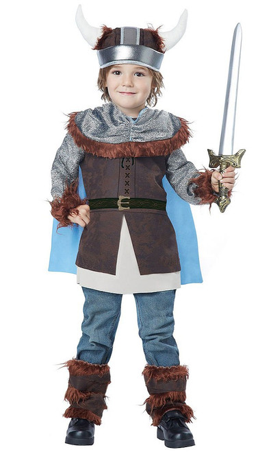 Valiant Viking Toddler Costume