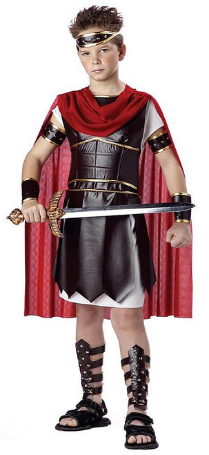 Hercules Kid Costume