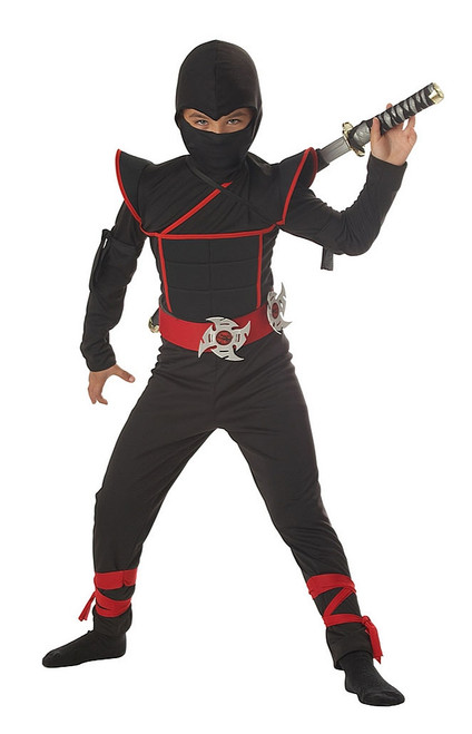 Deadly Boys Ninja Costume