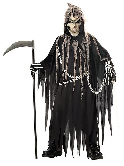 Mr. Grim Boy Costume