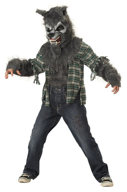 Howling at the Moon Boy Costume