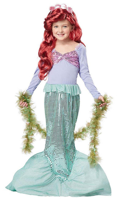 Little Mermaid Princess Costume