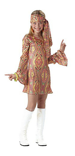 Disco Dolly Girl Costume