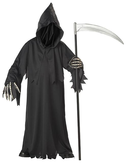 Grim Reaper Deluxe Boy Costume