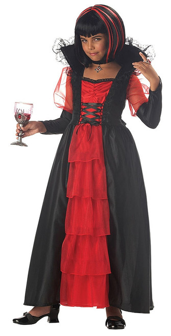 Regal Vampira Child Costume