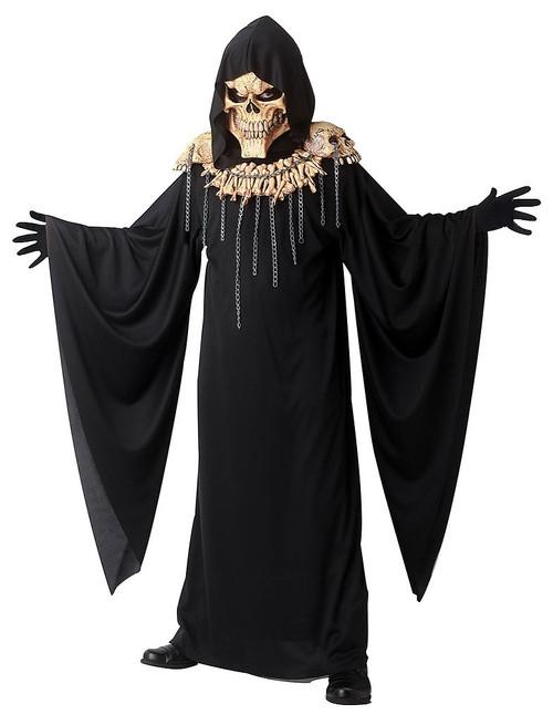 Demon of Doom Boy Costume