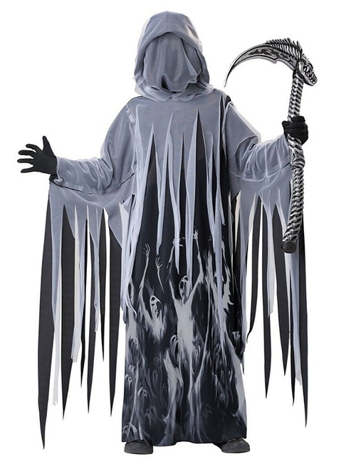Soul Taker Boy Costume