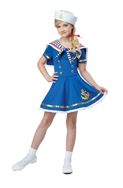Sunny Sailor Girl