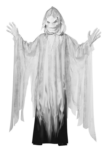 Evil Spirit Boy Costume