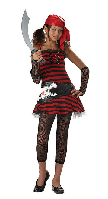 Cutie Girl Pirate Costume