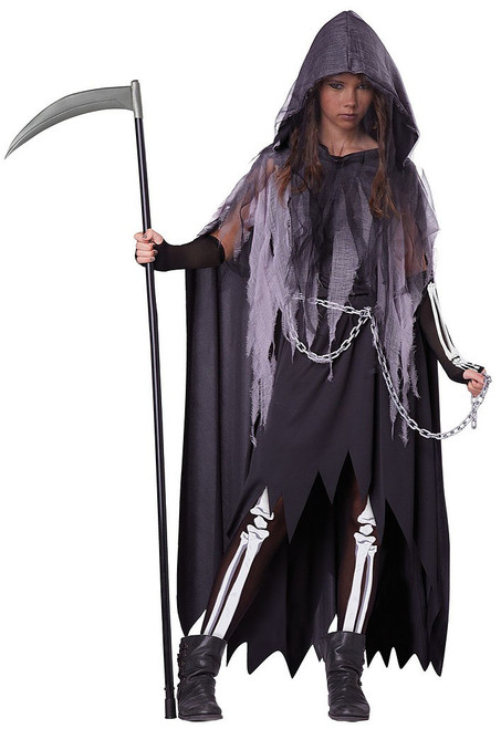 Miss Reaper Girl Costume
