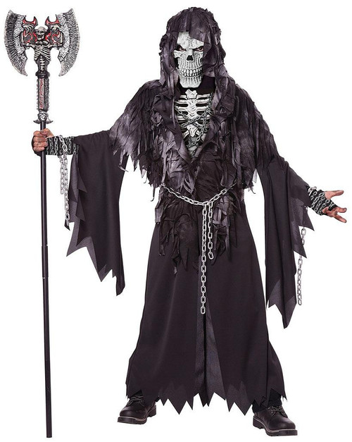 Evil Unchained Child Costume