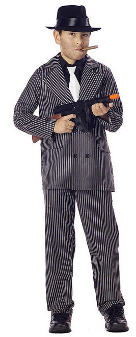 Gangster Kid Costume