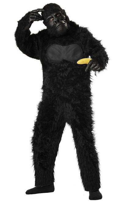 Gorilla Child Costume