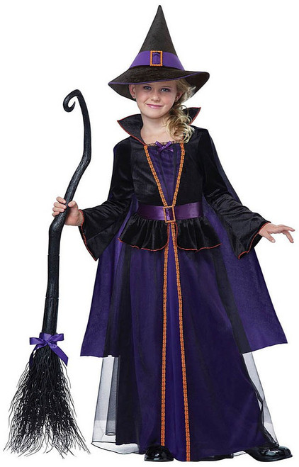 Hocus Pocus Girl Witch Costume
