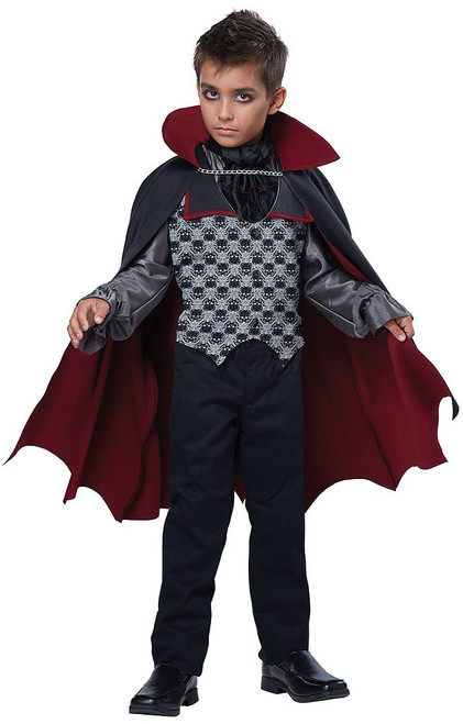 Count Bloodfiend Vampire Costume