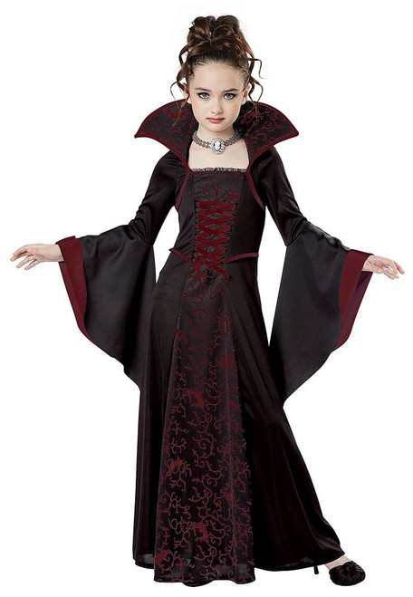 Royal Girls Vampire Costume