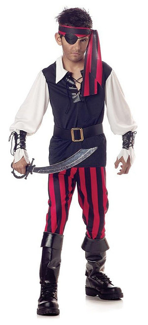 Cutthroat Pirate