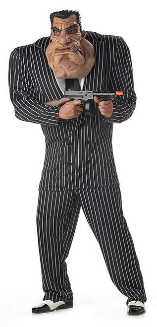 Massive Mobster Adult Costume
