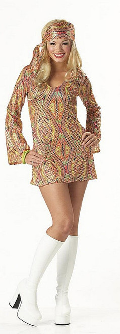Disco Dolly Adult Costume