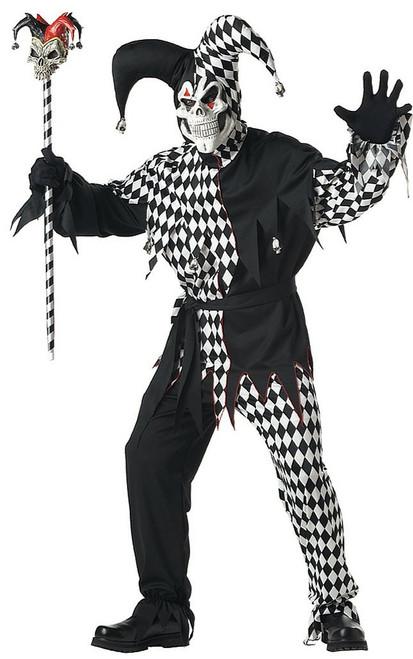 Evil Jester Costume