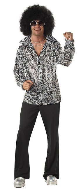 Groovy Disco Men Shirt