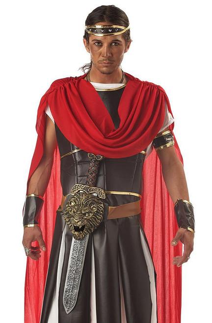 Roman Sword Gold Lion Sheath
