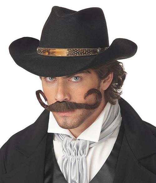 The Gunslinger Moustache